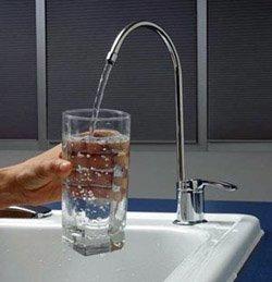 Установка фильтра очистки воды город Ульяновск