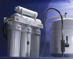 Установка фильтра очистки воды в Ульяновске