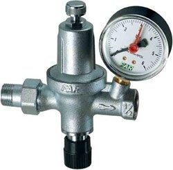 Установка редуктора давления воды в Ульяновске, подключение регулятора давления воды в г.Ульяновск