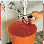 Прочистка труб канализации в квартире, коттедже или офисе
